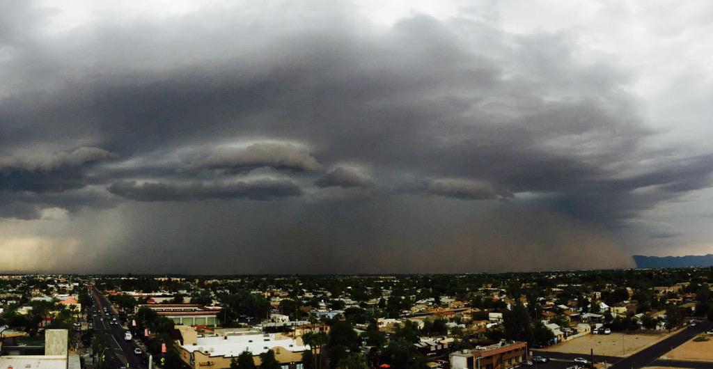 . #axwx #Monsoon2015 #chandlercityhall http://t.co/ORgmVKqSQc