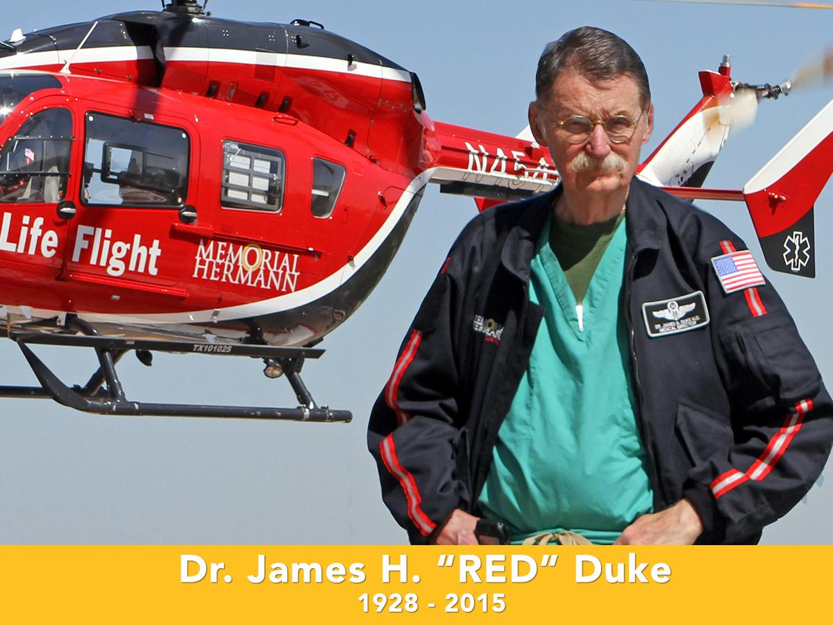 With heavy hearts we announce the passing of #DrRedDuke today. Help us honor his memory http://t.co/BTXLZfsi1z http://t.co/d5Kz19nwSB