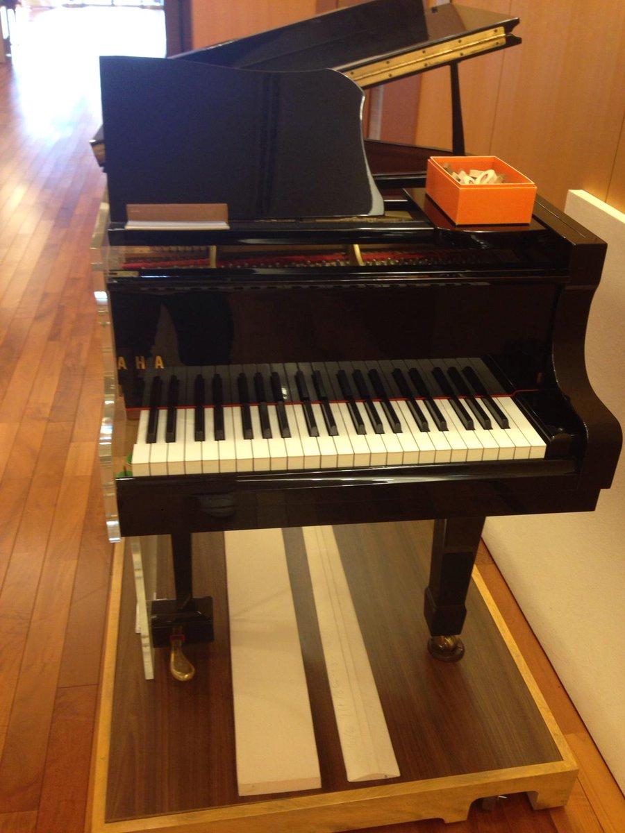 ピアノ(ハーフ) pic.twitter.com/wBrvEwxIl3