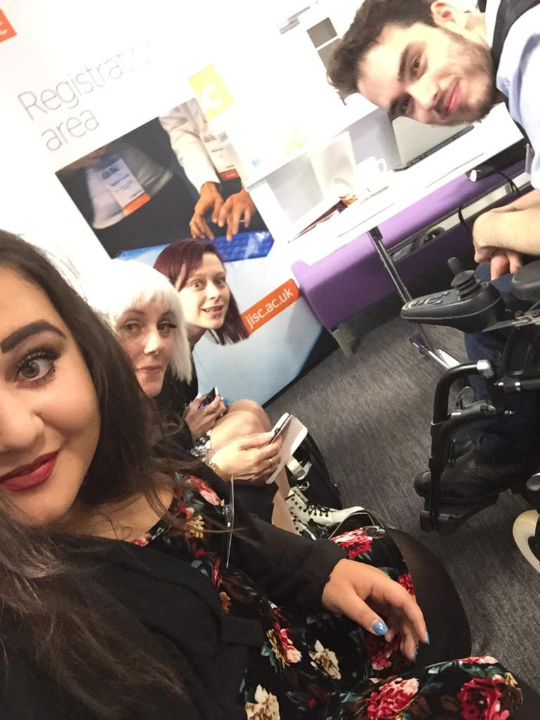We are in the @JiscLondon offices ready for our pitch at 10:00! So exciting ☺️ #SALTtool #TeamSALT #studentideas http://t.co/dbOMZ6ysFy