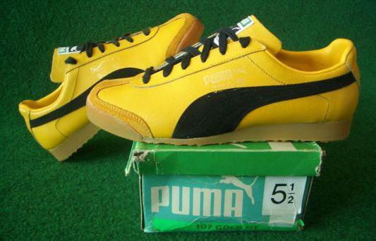 puma gold fit