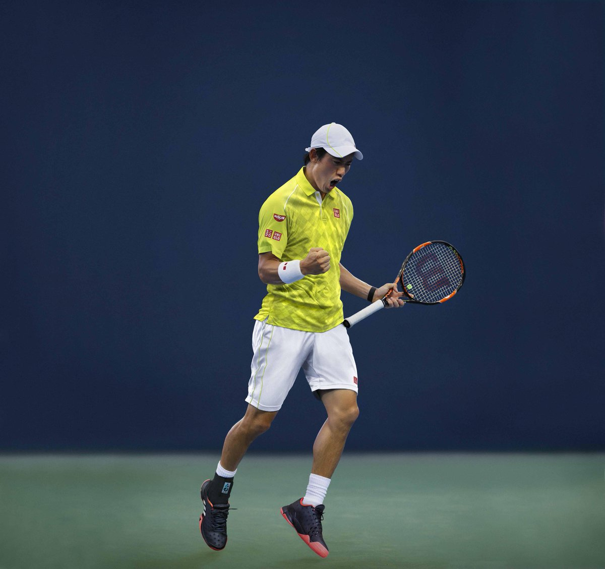 Our @usopen @DjokerNole and @keinishikori Match Wear is available online! Check it out: http://t.co/qOVyCvW5yT http://t.co/TQvooi8hJa