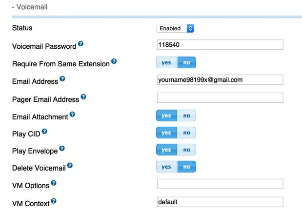 Why Reinvent the Wheel: Incredible PBX GUI Application User's Guide