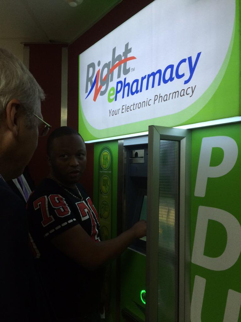 SA's first ATM for medicine - Patient Dispensing Unit. Rolling out soon. @DeloitteSA http://t.co/Gu0X9PK9u1