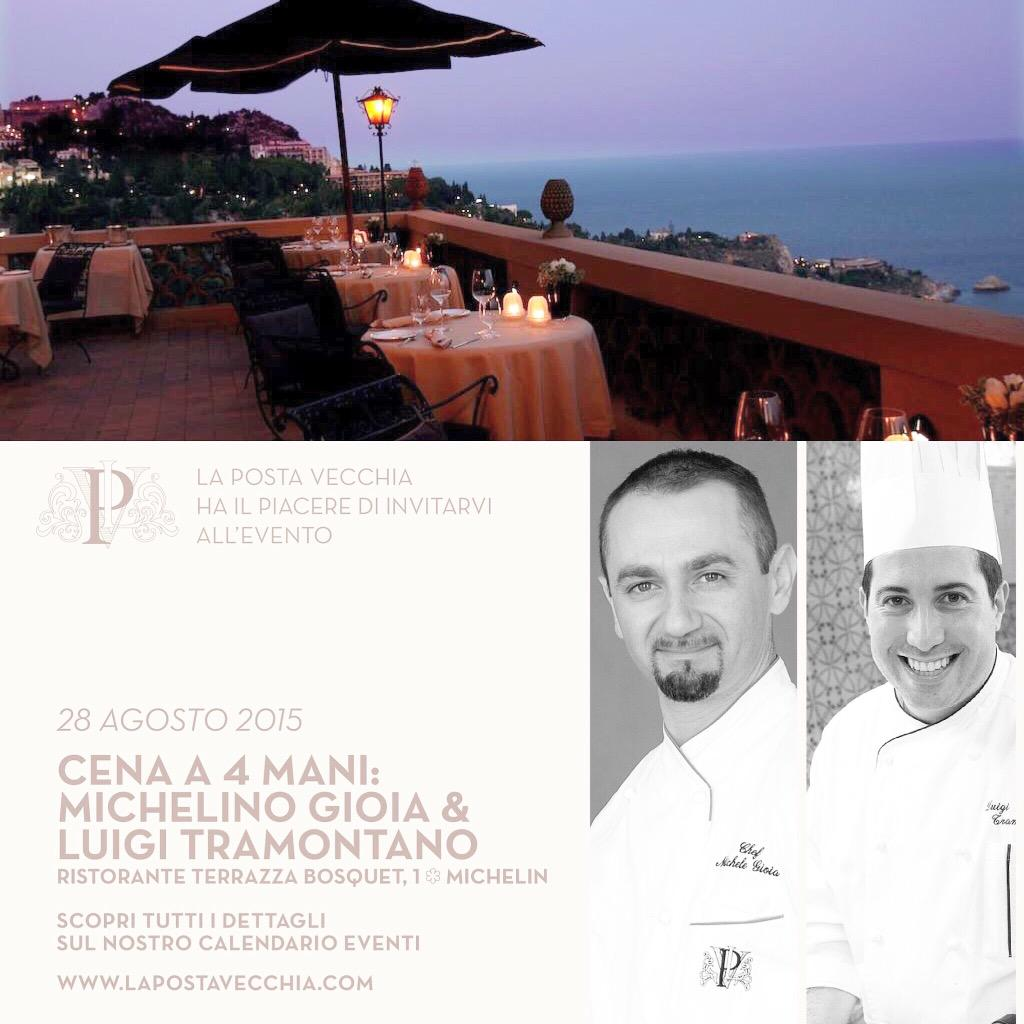 Grand Hotel Excelsior Vittoria On Twitter Four Hands And