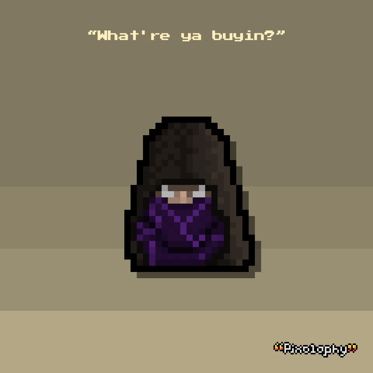 Pixolophy On Twitter From The Videogame Resident Evil 4 Merchant