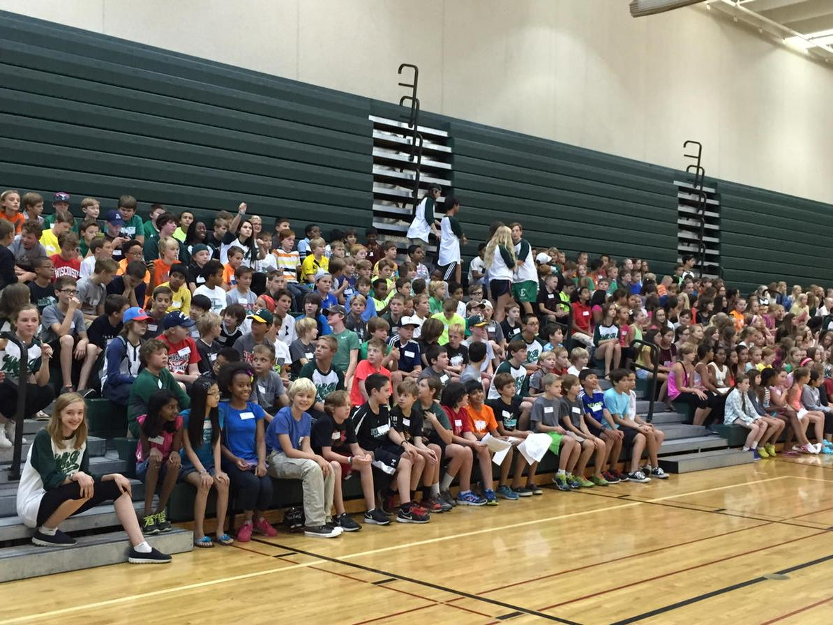#SVstory. New 6th graders at WEB http://t.co/0JThrodDiK