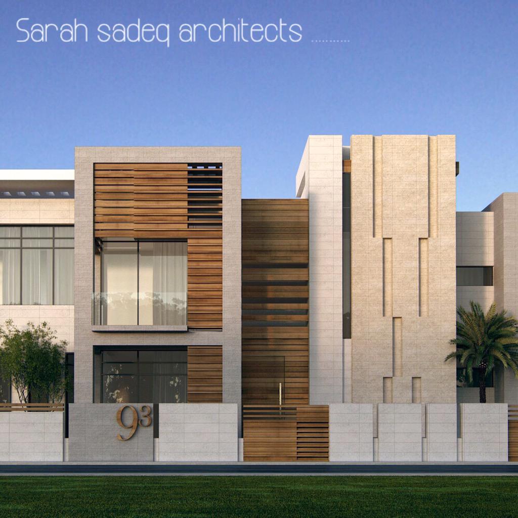 Arch sarah sadeq on twitter uae soon by sarah sadeq for Modern house design kuwait