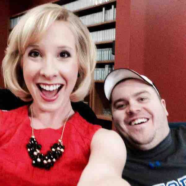 These are the only two names we should be talking about today.  Alison Parker (24) & Adam Ward (27). #WDBJ7 http://t.co/8wA1rn8ulA