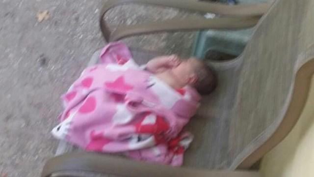 Abandoned Baby Found In Georgia Wrapped In Blanket With Umbilical
