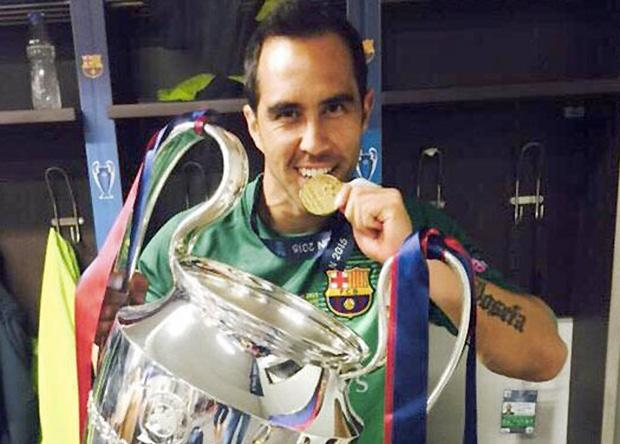 Bravo Set To Break Cleansheet Record