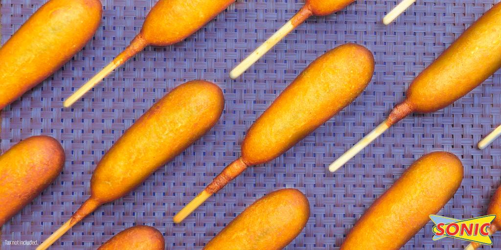 50¢ Corn Dogs! All the Corn Dogs only August 27th!  Tax not included. http://t.co/471gDyyhAC
