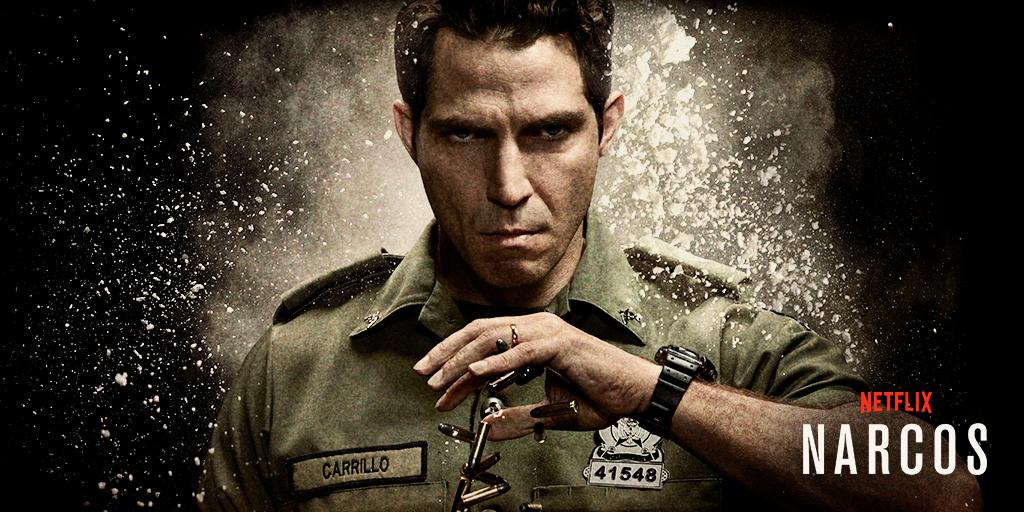 El coronel Horacio Carrillo [Narcos] es inventado - Foro Coches