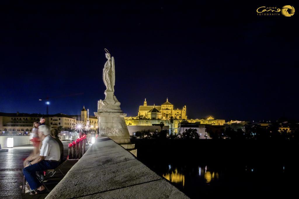 El embrujo de la noche. Puente Romano,Sa...