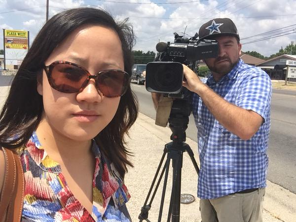 #WeStandWithWDBJ: Journalists post tributes to victims of #WDBJ shooting http://t.co/30tra2R5MS via @dsashin http://t.co/CuWRTUd4Ao