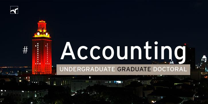 We're No. 1! Accounting takes the top spot in undergrad, master's and Ph.D. programs: http://t.co/dzuIV8Y1Ua http://t.co/5cakkYwCjf