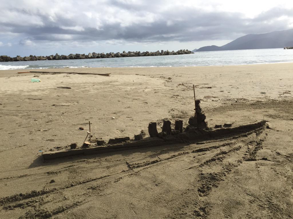 由良浜に由良建造しといた pic.twitter.com/0lKsqmlzEl