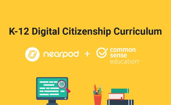 Want to get Common Sense #digcit certified this school year? Try our curriculum on @Nearpod http://t.co/QvUmGpg5KR http://t.co/azQLnmjrCk