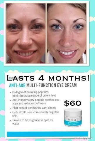 Christina On Twitter Rodan Fields Multifunction Eye Cream Aka