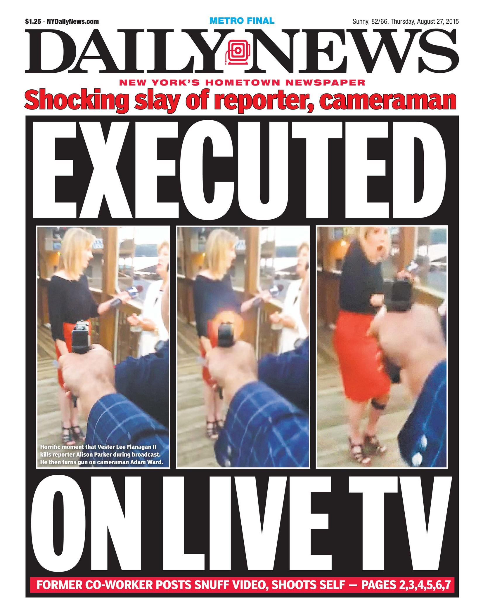 "New York Daily News Cover: New York Daily News On Twitter: ""An Early Look At Tomorrow"