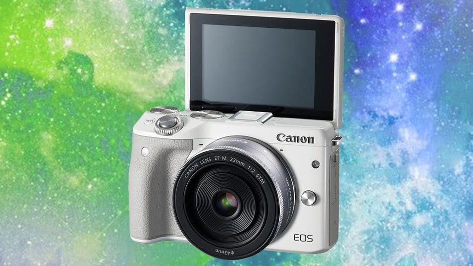 Canon's EOS M3 mirrorless camera is finally coming to the U.S.