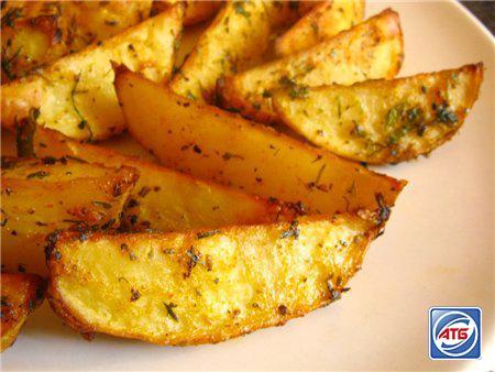 картошка рецепты с фото