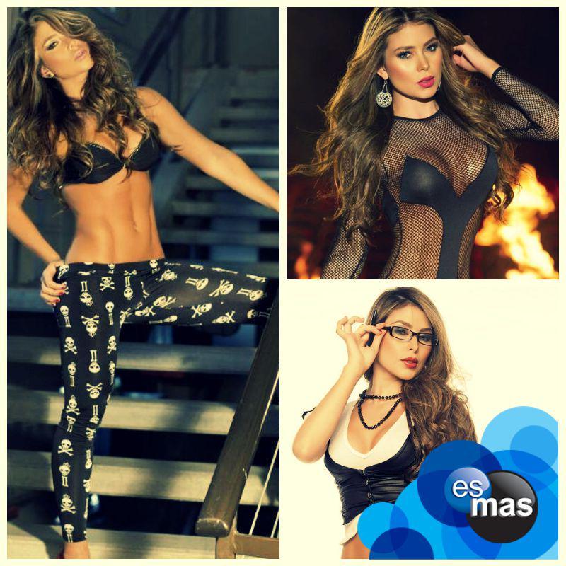 Esmascom On Twitter Fotos Paola Cañas Tan Ardiente Y Desnuda
