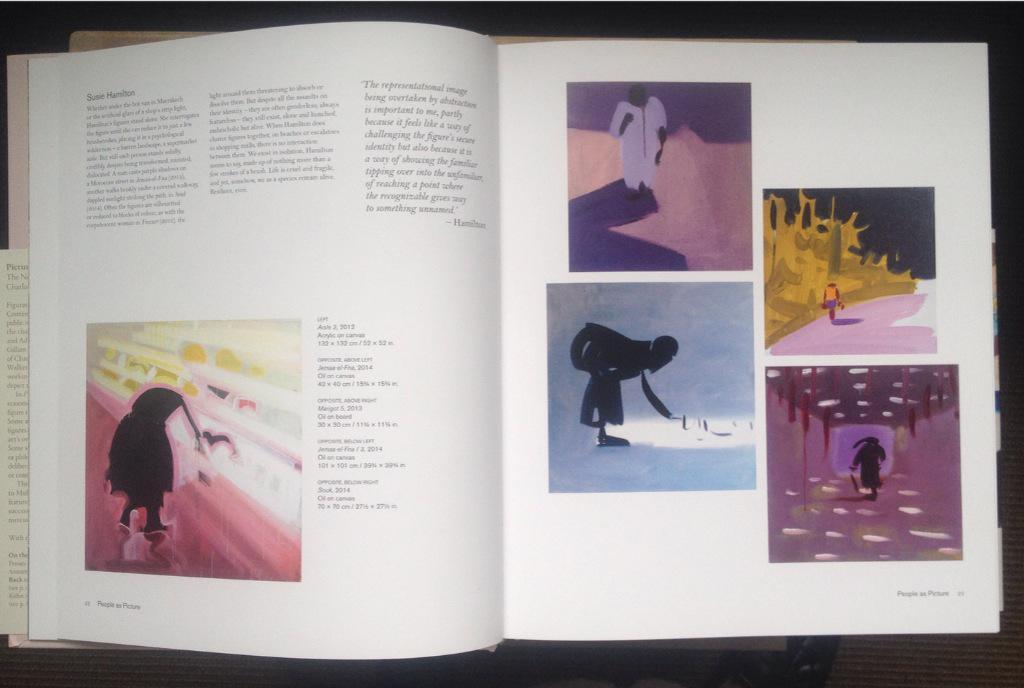 Susie Hamilton On Twitter My Paintings In Charlotte Mullins