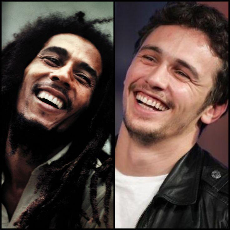 "James Franco Ugly: Historical Pics On Twitter: ""Bob Marley On The Beach With"