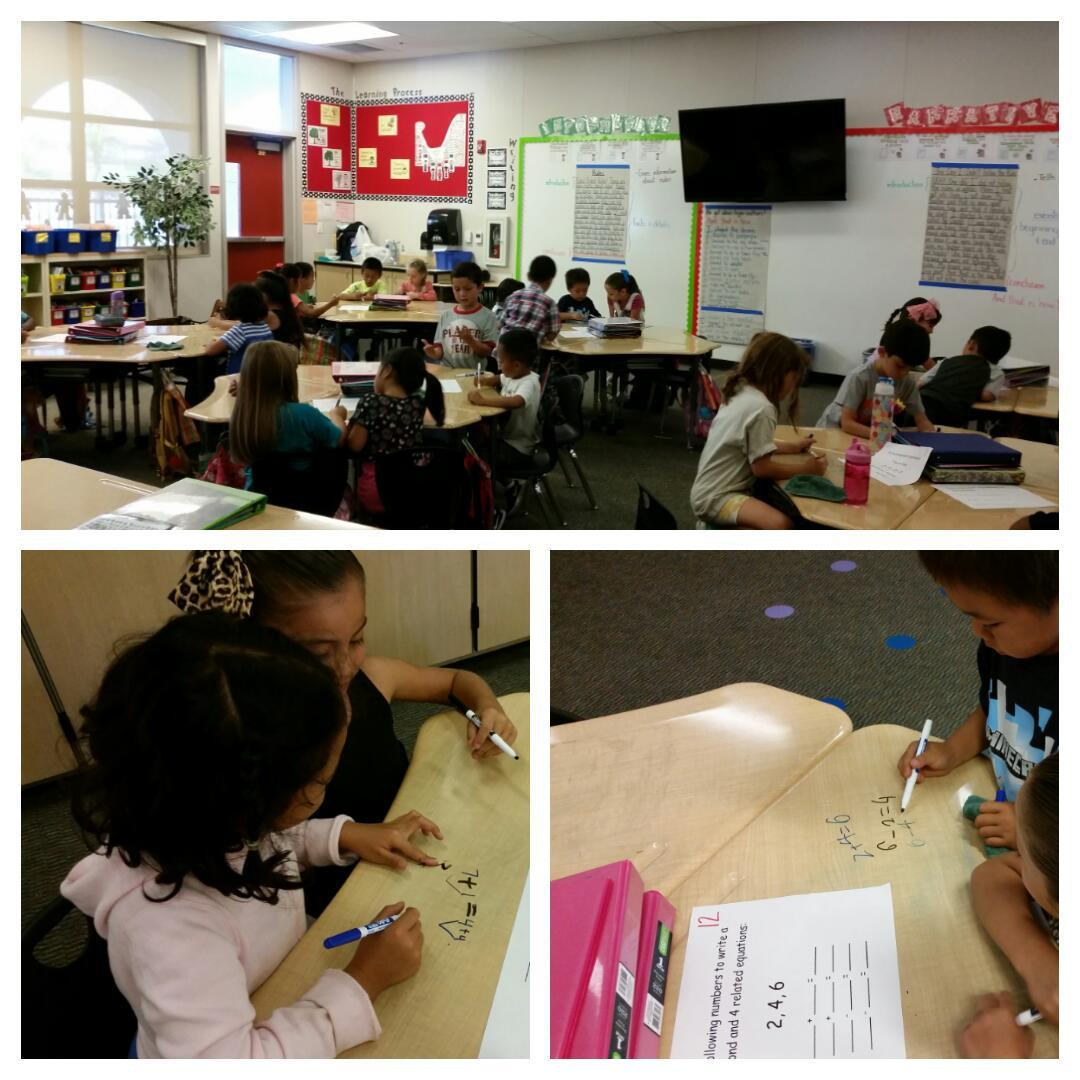 Move It- partner math review (you're the teacher) #addressmisconceptions #camlearns http://t.co/7dVVcqU0hK