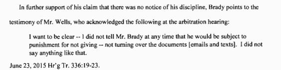 Berman on Brady's lack of cooperation: http://t.co/5wTXKTcMi6 #Deflategate http://t.co/nR7lTlu0RG