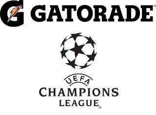 """Gatorade diventa """"sport drink ufficiale"""" della Champions League di calcio"""