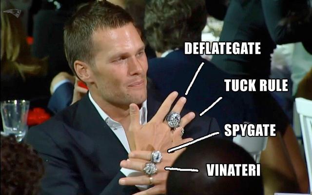 Breaking News: Tom Brady Still A Cheater...