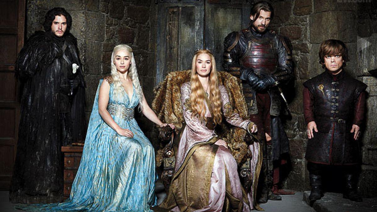 """Game of Thrones: la prima stagione de """"Il Trono di Spade"""" su Cinemax"""