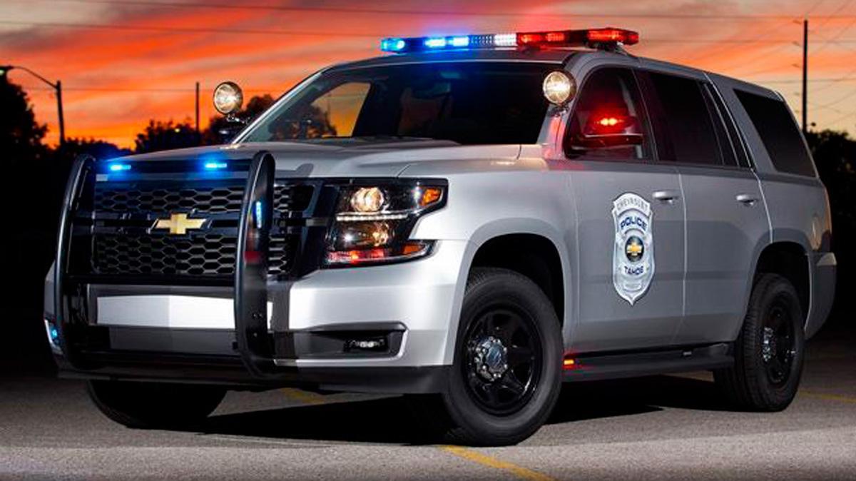 General Motors richiama 50mila SUV della polizia, pericolo incendio