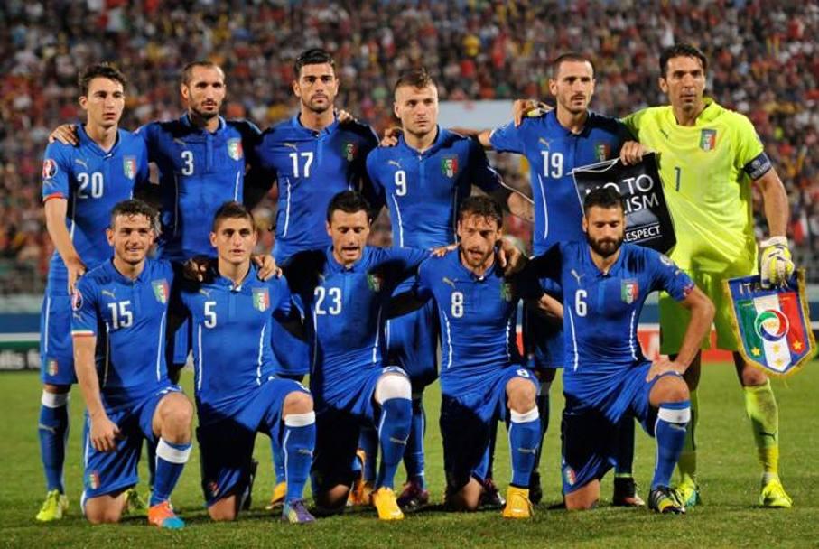 ITALIA-Malta: dove Streaming Gratis Diretta Calcio (Qualificazioni Euro 2016)