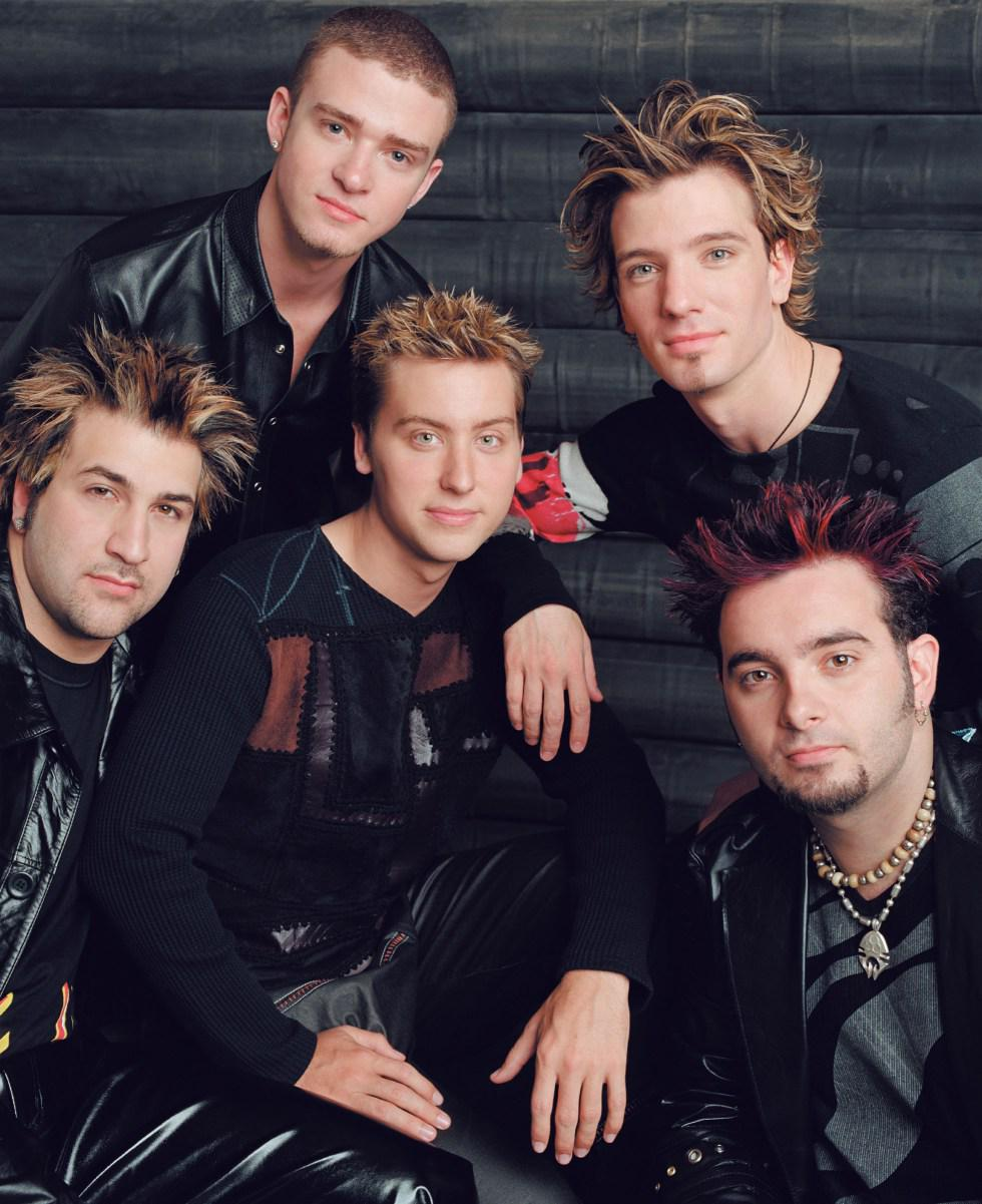 Surprise! New *NSYNC album released - CBS News