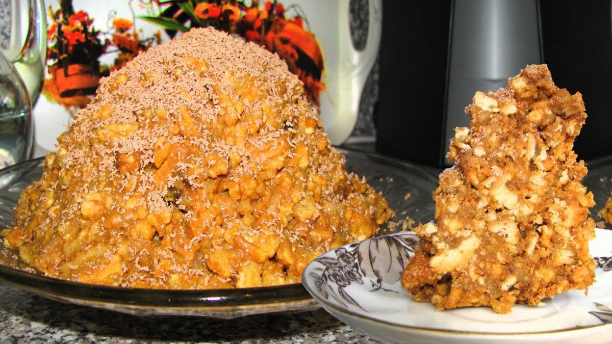 торт муравейник картинки и рецепт
