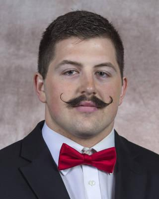 Proudly presenting the 2015 CFB head shot of the year: Nebraska DE Ross Dzuris http://t.co/ilgKzwBWk3