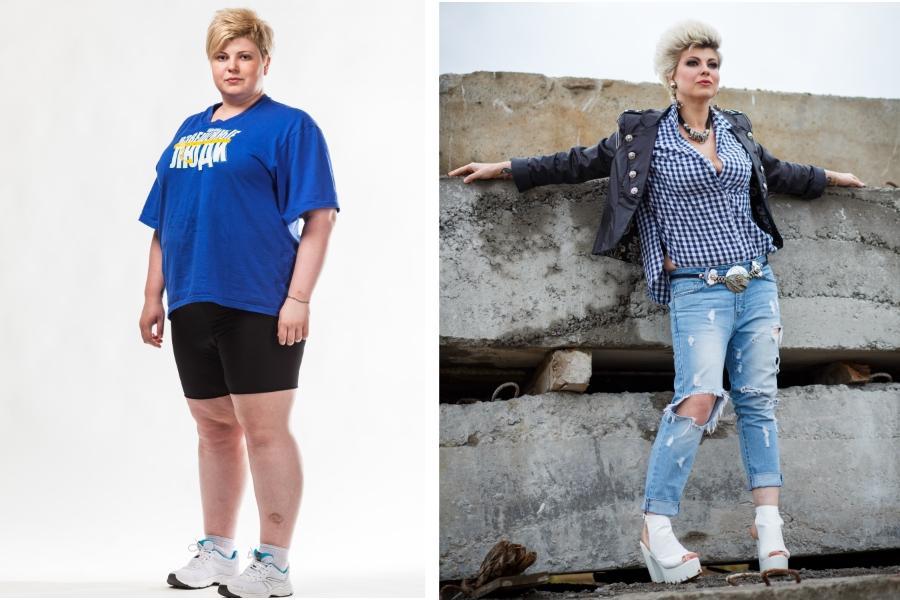 Как похудеть на программ жить