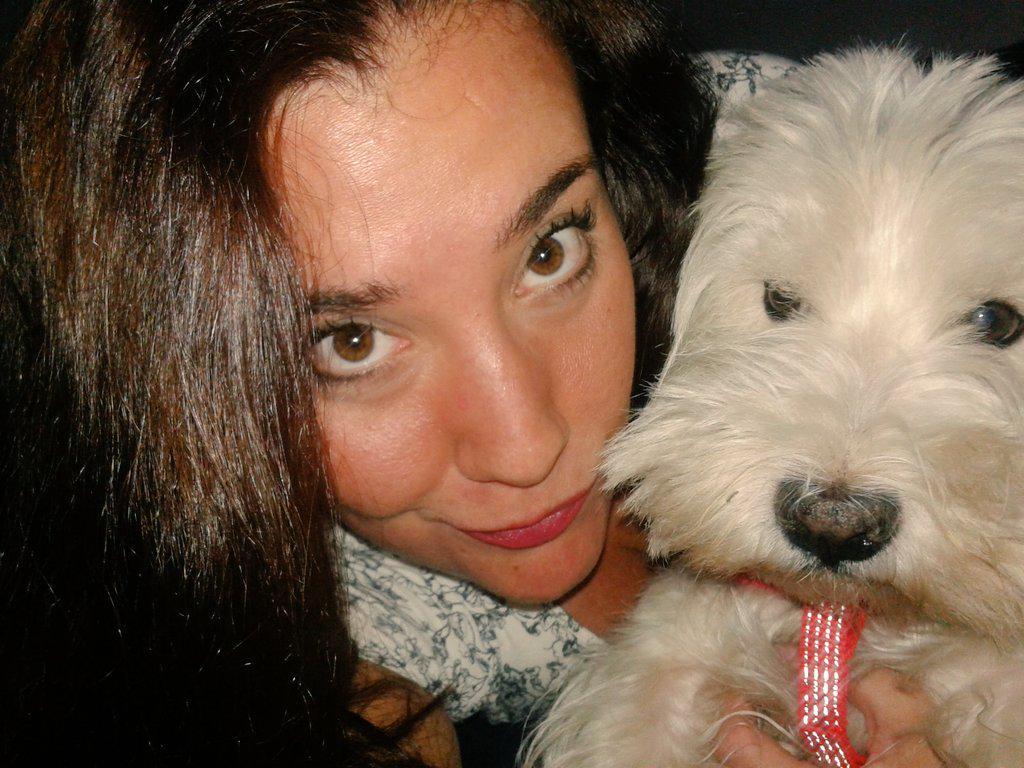 Llegamos a casa y sacamos de paseito a mi pizco!!! #nolohaymásbonito #dogs #beauty #animals #mylove <3pic.twitter.com/Cqt9ZYoCyy