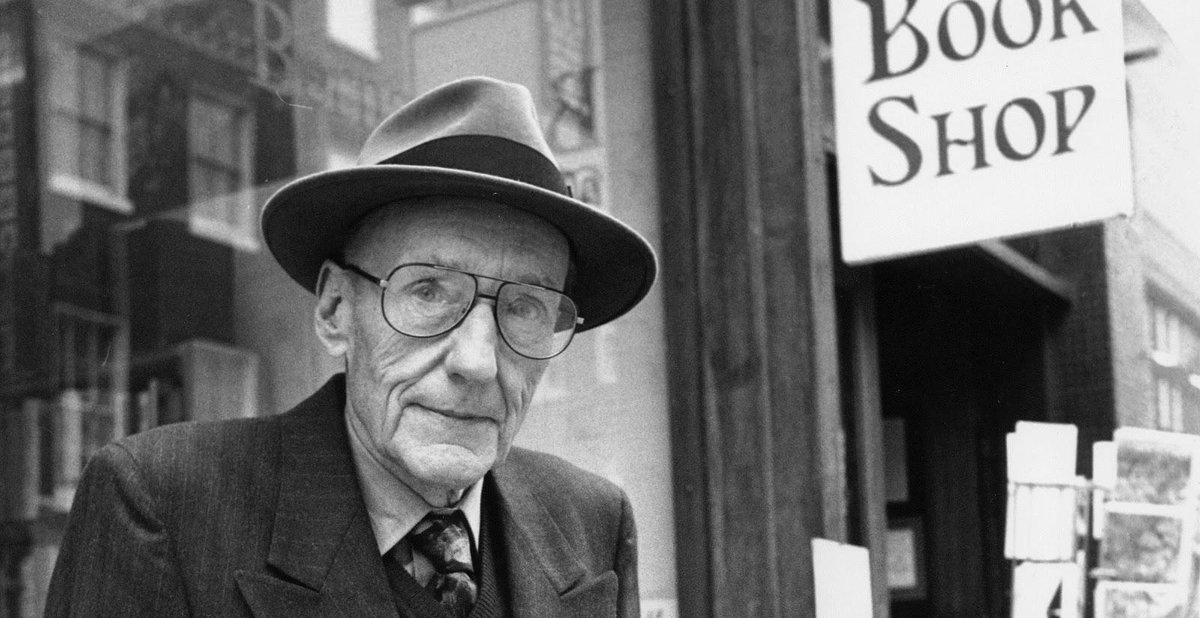 """Smash the control images. Smash the control machine.""  ― William S. Burroughs http://t.co/3GtAnm19gp"