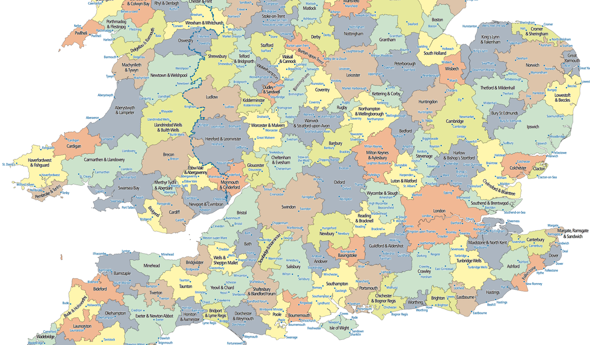 Map Of Uk Towns And Cities.Tim Montgomerie On Twitter Fascinating Map Of Key Uk Towns And