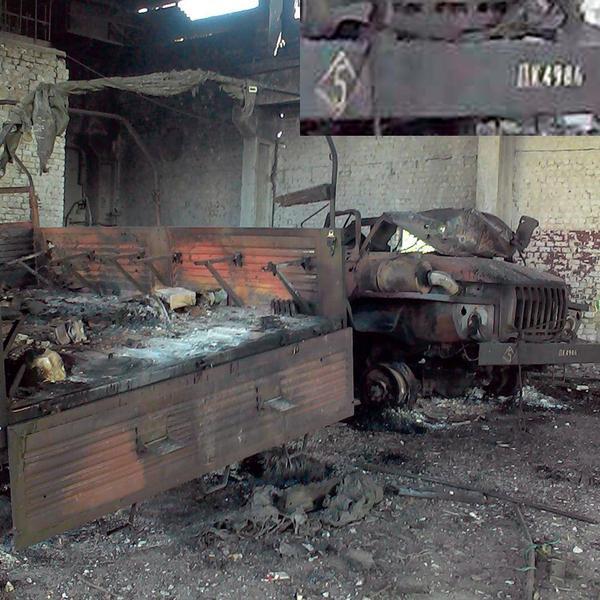 Четверо российских десантников 331-го полка застрелены верующим православным солдатом. 331-й полк участвовал в агрессии против Украины - Цензор.НЕТ 734
