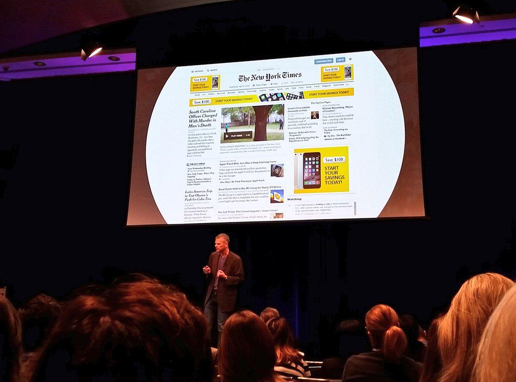Mass advertising does not work effectively anymore! #mktgnation #Sydney #toomanyads http://t.co/LKWdfFqv2w