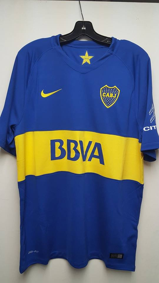 ¡Se filtró!: la nueva camiseta de Boca 2016