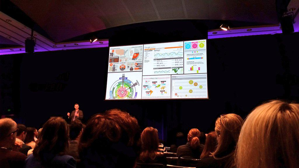 We are in the golden age of data - Phil Fernandez #mktgnation #Sydney #marketing #event http://t.co/vh4BFAaKTM