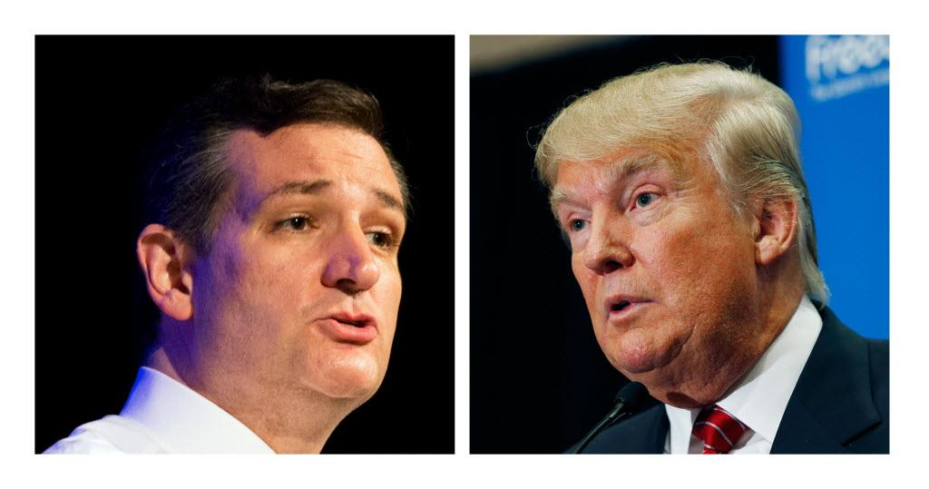 Donald Trump and Ted Cruz to stage anti-Iran nuke deal rally