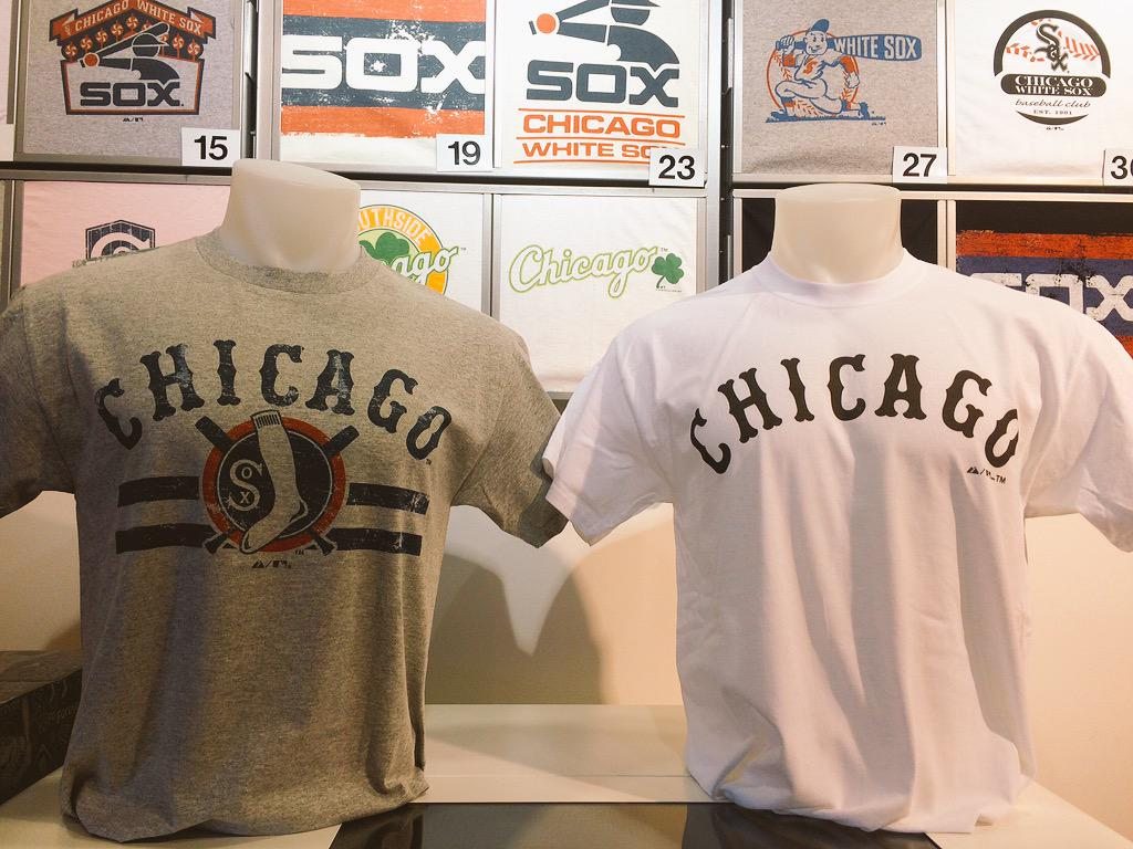 629403d49 Custom Chicago White Sox T Shirts – EDGE Engineering and Consulting ...