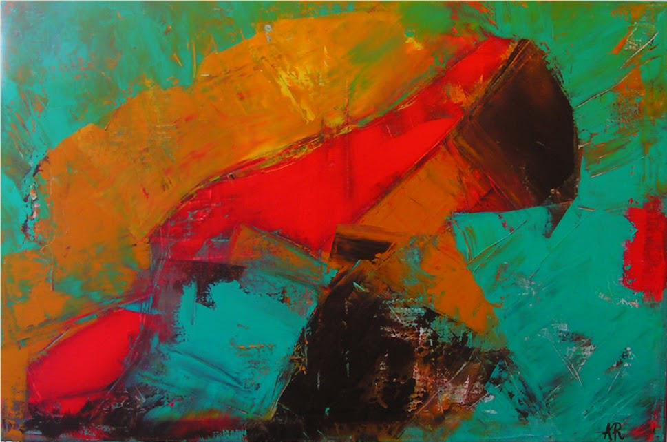 """Raw Energy"" by Artist Allison Reece. Sold. 2011. #art #artgalleries #artdealers #artlovers #homedecor http://t.co/7qh5vgomnQ"
